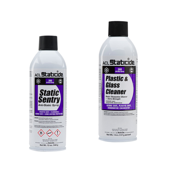 Anti-Static Cleaners, PCB Cleaners