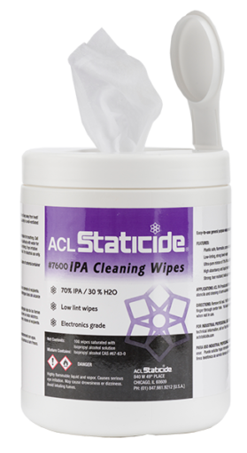IPA Cleaning Wipes