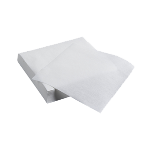 Low-Lint Wipes White
