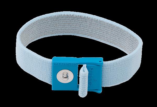 ACL Hypoallergenic ESD Wrist Strap, 4mm