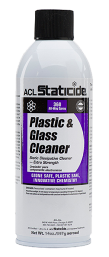 ACL Plastic & Glass Cleaner Spray