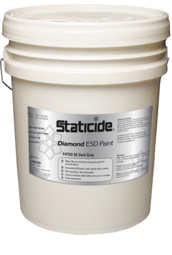 Diamond ESD Paint Bucket