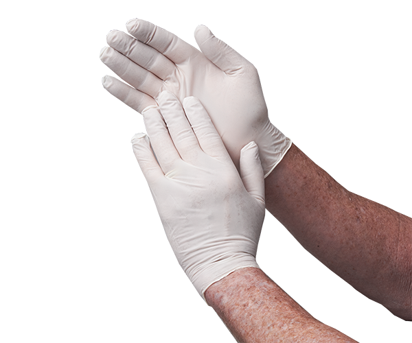 ESD Nitrile Gloves 9""