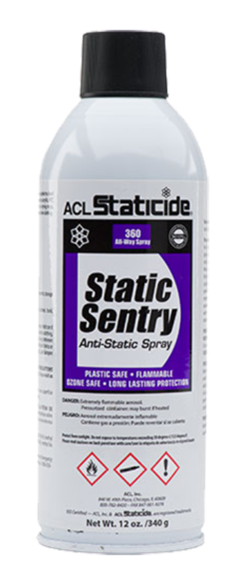 Staticide® Static Sentry Spray