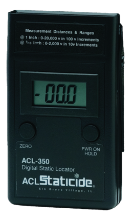 Digital Static Locator