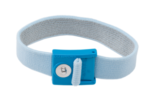 ACL Premium ESD Wrist Strap, 4mm