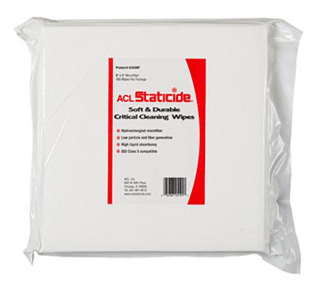 Staticide® Microfiber Wipes Package