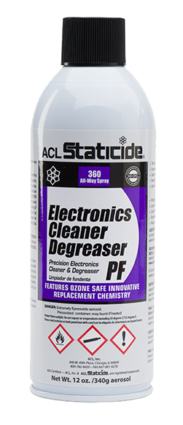 ACL Electronics Cleaner Degreaser PF