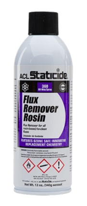 Superior Flux Remover for Rosin-Based Fluxes