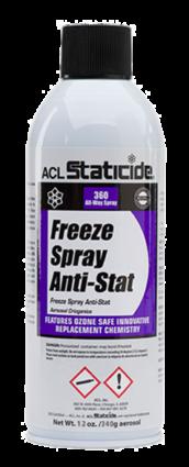 ACL Freeze Spray Anti-Stat