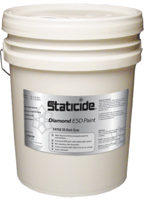 Diamond ESD Paint Bucket