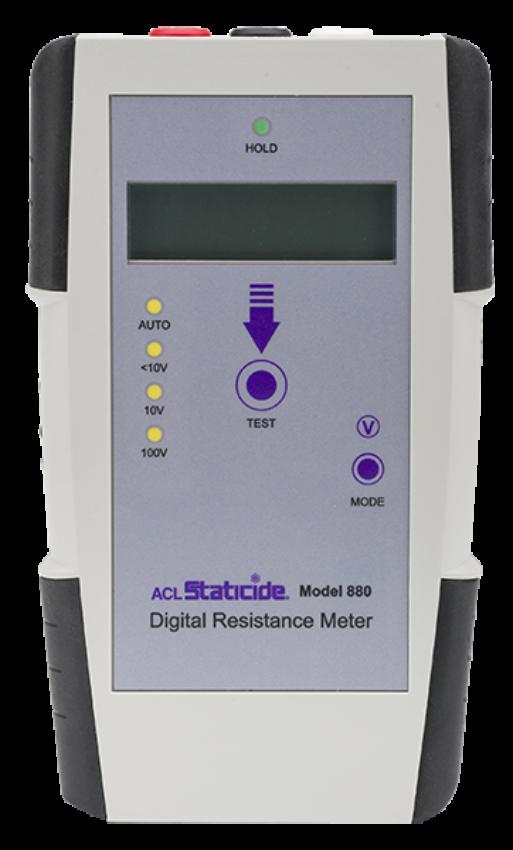 ACL 880 Digital Megohmmeter Meter Only