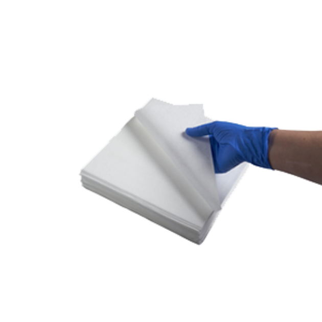 Low-Lint Wipes White with Glove