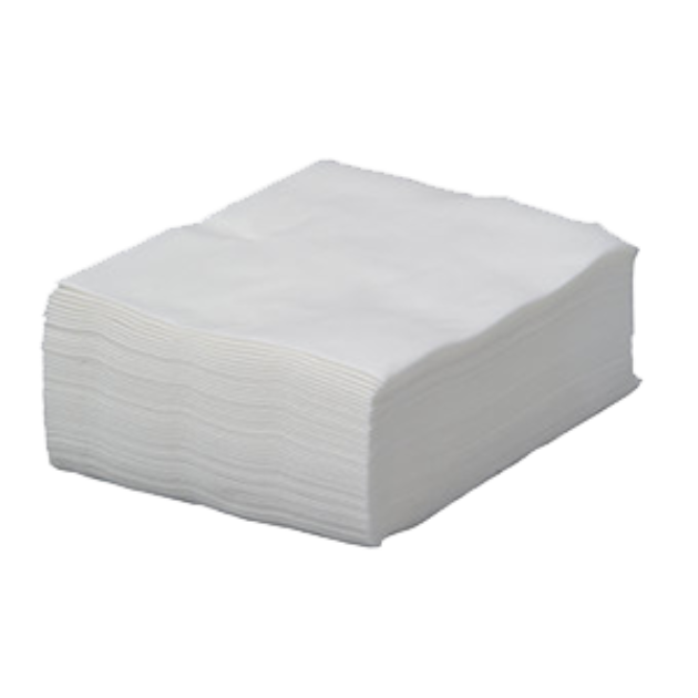 Heavy Duty Low Lint Wipes White